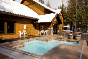 Whitefish Condo Rentals Hot Tub